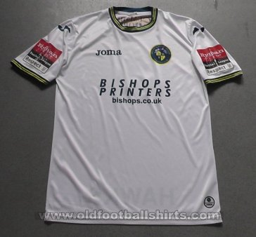 Havant and Waterlooville Home football shirt 2016 - 2017