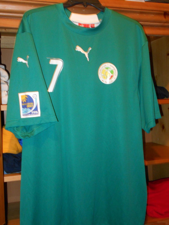 45c9bce9ec3 Senegal Special Maillot de foot 2007 - ?.