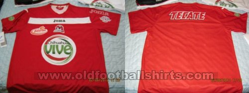 Indios de Cuidad Juarez Home football shirt 2011 - 2012