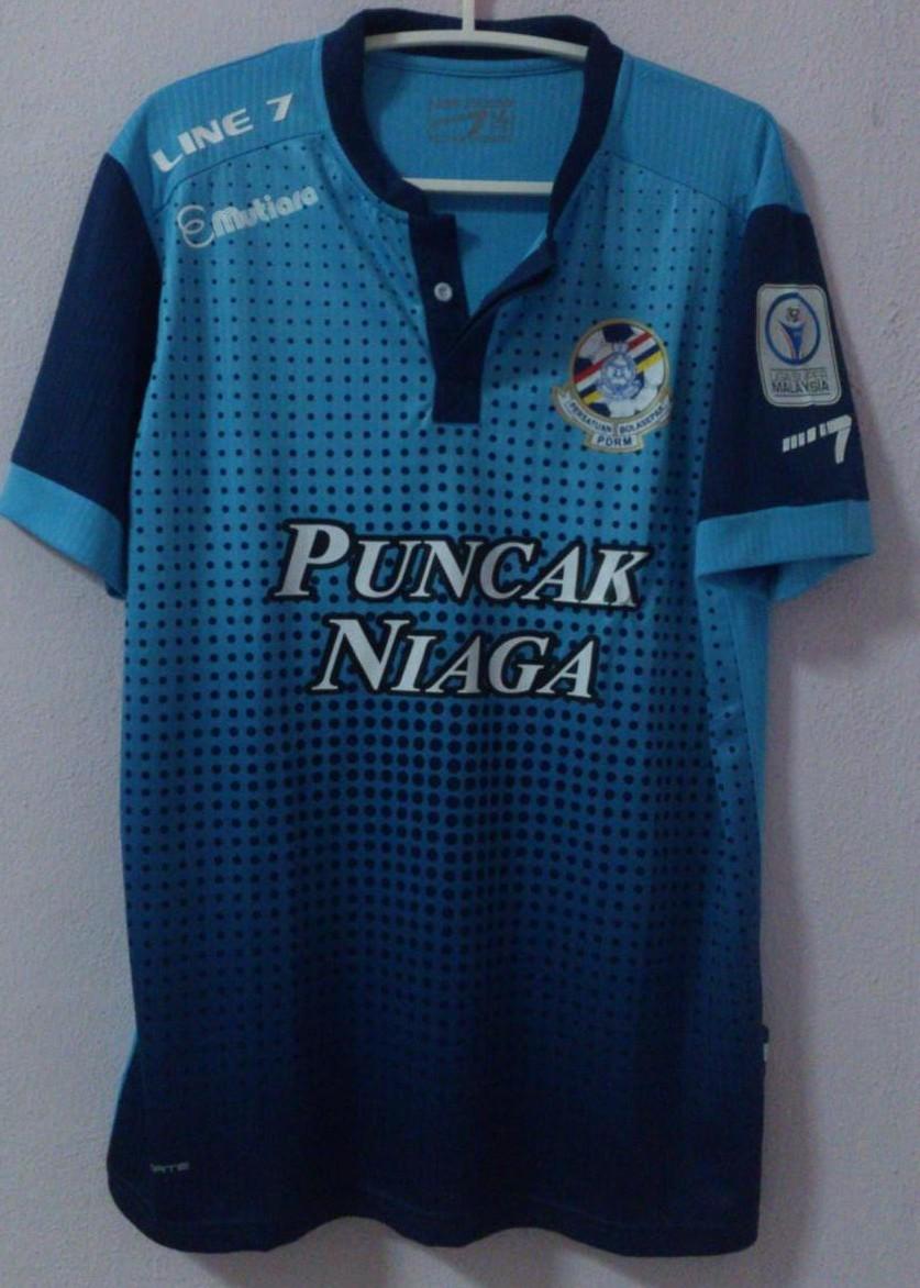 PDRM FA Home football shirt 2016
