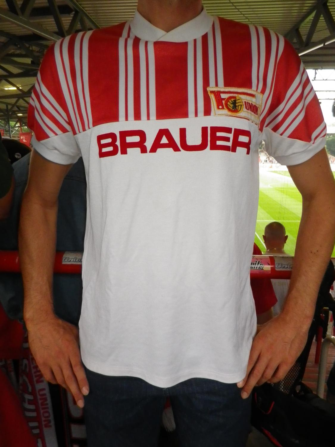 FC Union Berlin T-Shirt Logo-Rot f/ür Kinder 1