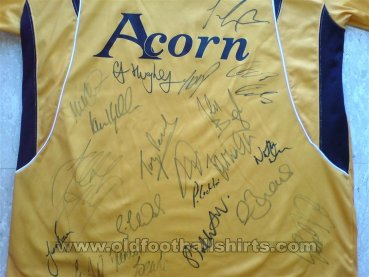 Newport County Home football shirt 2003 - 2004