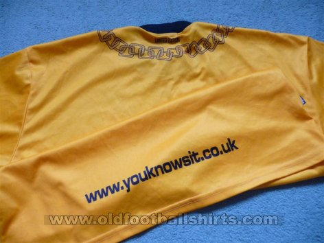 Newport County Cup Shirt football shirt 2004 - 2005