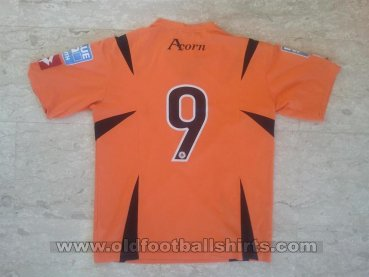 Newport County Home football shirt 2009 - 2010