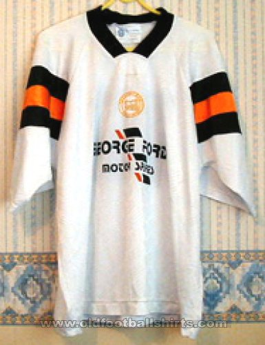 Newport County Away football shirt 1992 - 1993