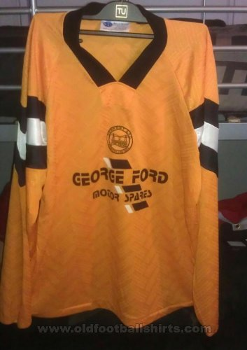 Newport County Home football shirt 1992 - 1993