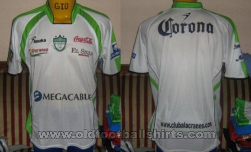 Alacranes de Durango Home football shirt 2008 - 2009