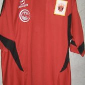 Angeles Puebla  Home Maillot de foot 2009