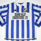 Frickley Athletic football shirt 1998 - 1999