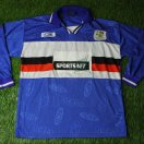 Whitby Town football shirt 1998 - 1999