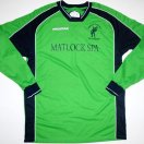 Matlock Town football shirt 2007 - 2008