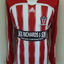 Witton Albion football shirt 2009 - 2010
