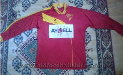 Goztepe Home football shirt 2001 - 2002