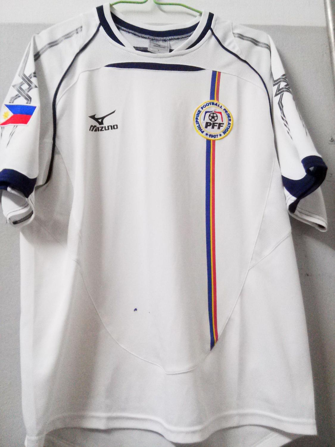 7705ab0ca Philippines Home Maillot de foot 2011 - 2012.