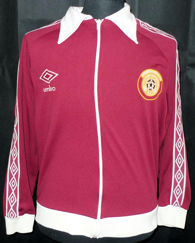 Qatar Rugby: Qatar Training/Leisure Football Shirt 1977