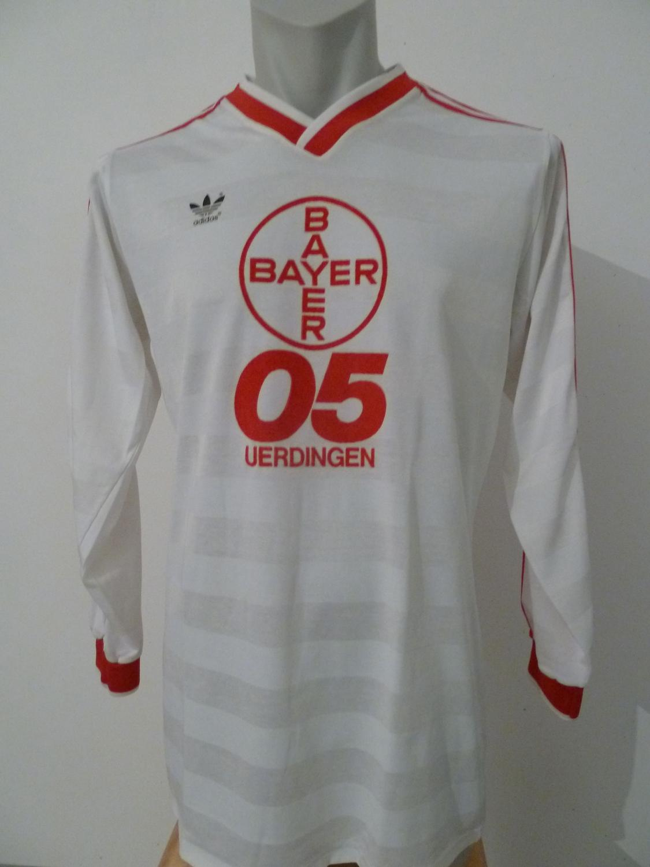 Programm 1992//93 Borussia Dortmund Bayer Uerdingen