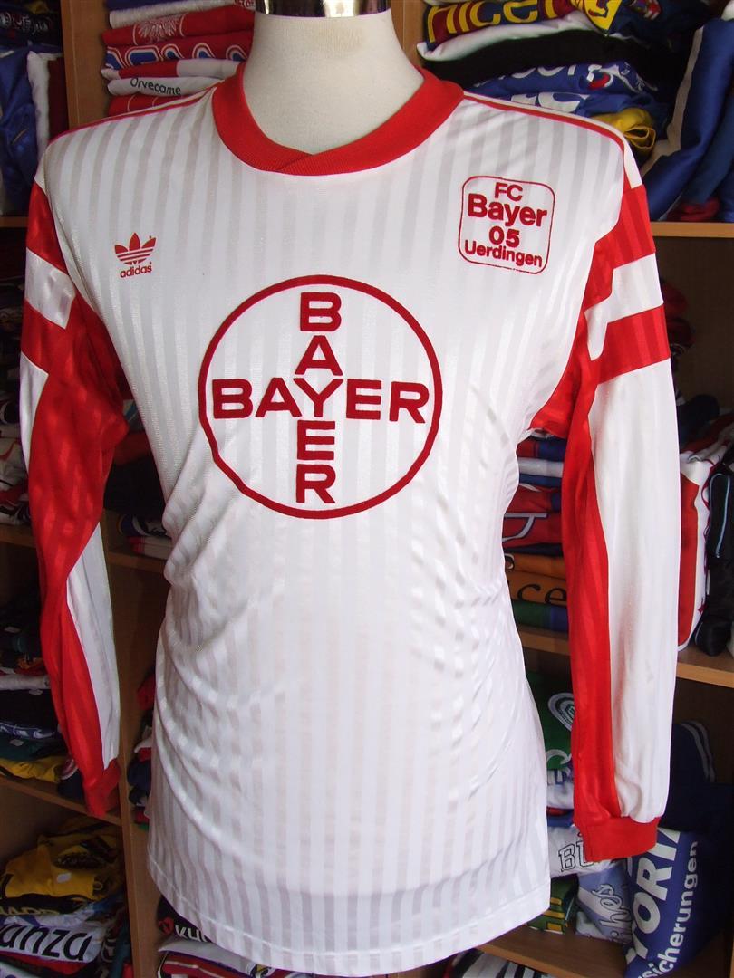 KFC Uerdingen 05 Away football shirt 1991 - 1992. Added on ...