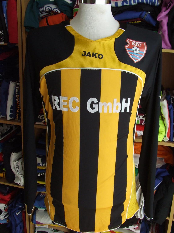 KFC Uerdingen 05 Away football shirt (unknown year). Added ...
