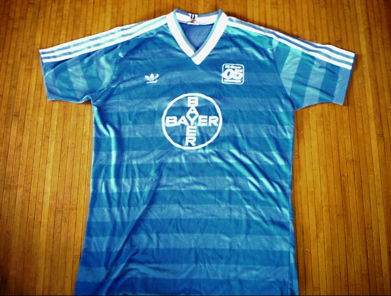 KFC Uerdingen 05 Home football shirt 1985 - 1987. Added on ...