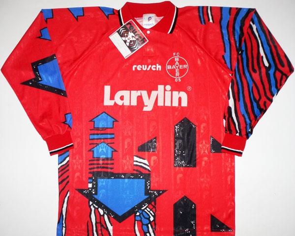 KFC Uerdingen 05 Home football shirt 1994 - 1995. Added on ...