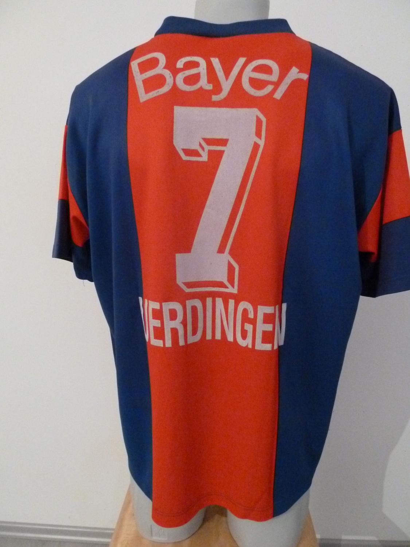 KFC Uerdingen 05 Home football shirt (unknown year). Added ...