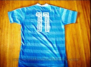 KFC Uerdingen 05 Home football shirt 1985 - 1987. Added on ...