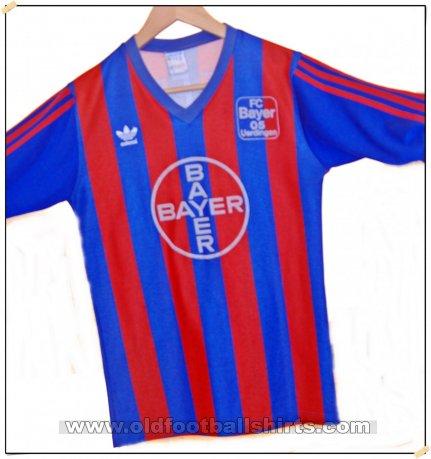 KFC Uerdingen 05 Home football shirt 1987 - 1988. Added on ...