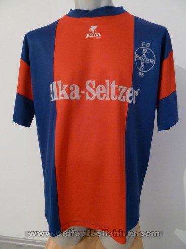 KFC Uerdingen 05 Home football shirt 1992 - 1993. Added on ...