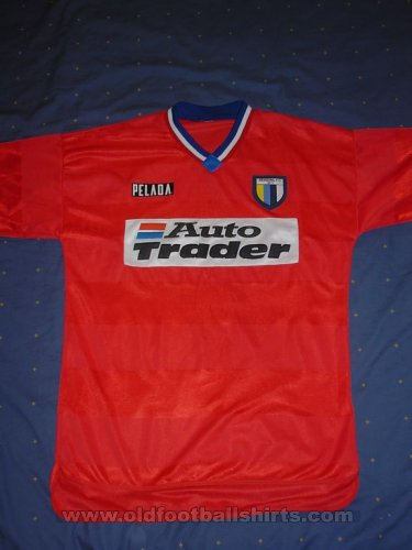 Reading Away football shirt 1994 - 1996