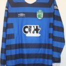 R.A.A. Louviéroise football shirt 2003 - 2004