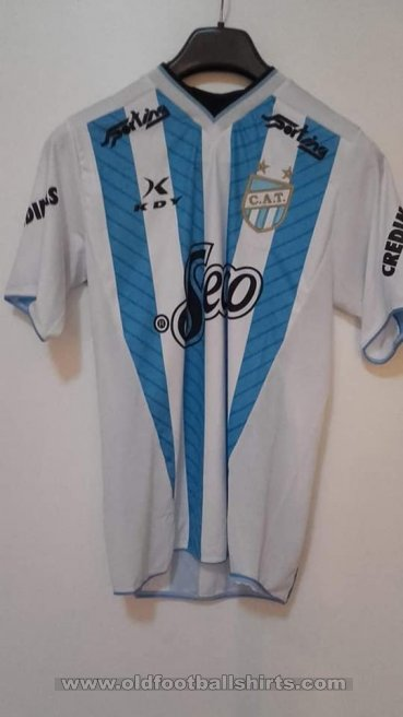 Atletico Tucuman Home football shirt 2014 - 2015