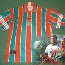 Third football shirt 1997 - 1998