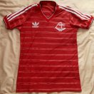 Aberdeen football shirt 1984 - 1986