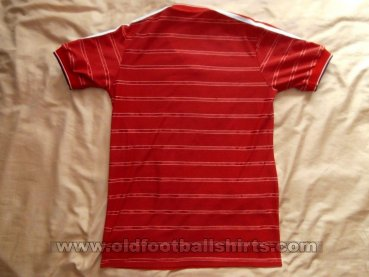 Aberdeen Home football shirt 1984 - 1986