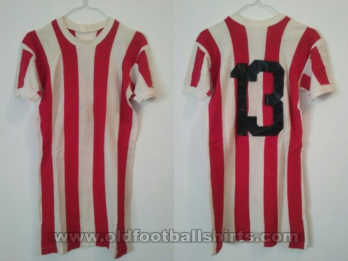 Instituto De Cordoba Home Maillot de foot 1974