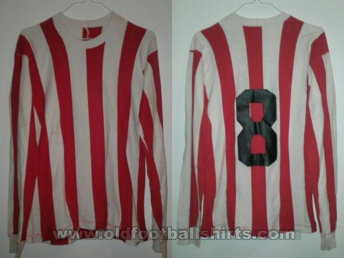 Instituto De Cordoba Home Camiseta de Fútbol 1972 - 1973
