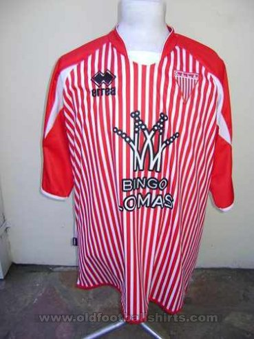 Los Andes Home football shirt 2008 - 2009