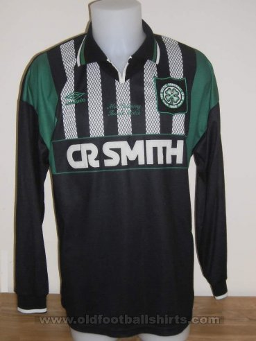 Celtic Away football shirt 1994 - 1996