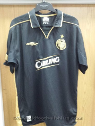 Celtic Away football shirt 2003 - 2004