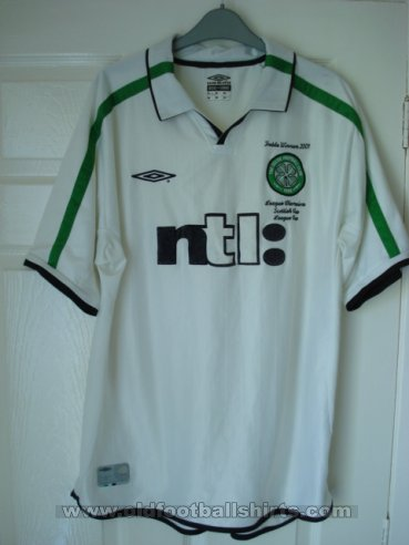 Celtic Away football shirt 2001 - 2002