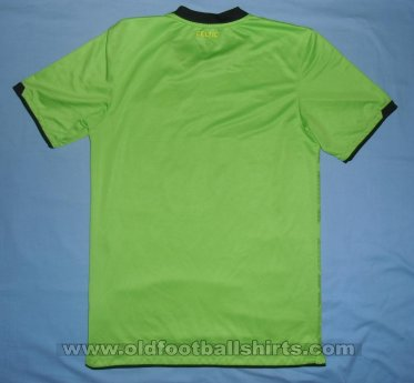 Celtic Away football shirt 2010 - 2011