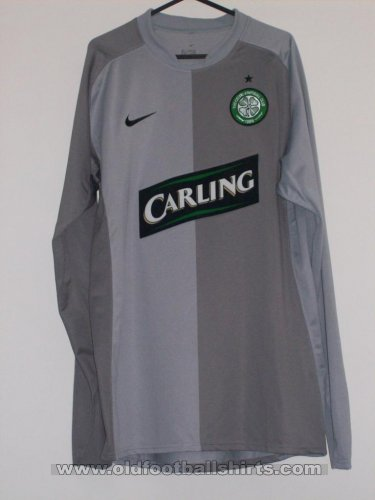 Celtic Goalkeeper football shirt 2006 - 2007