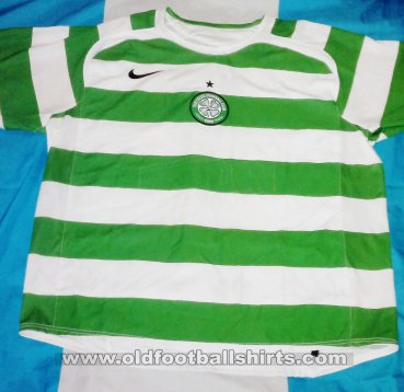 Celtic Home football shirt 2005 - 2007