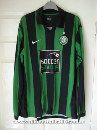 Celtic Away football shirt 2006 - 2008