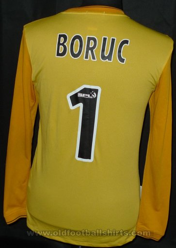 Celtic Goalkeeper football shirt 2009 - 2010