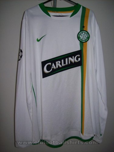 Celtic Cup Shirt football shirt 2006 - 2008