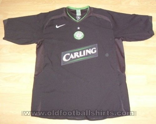 Celtic Third football shirt 2005 - 2007