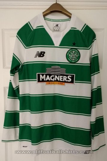 Celtic Home football shirt 2015 - 2016