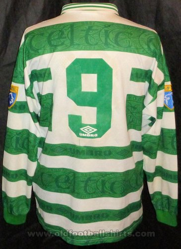 Celtic Special football shirt 1997