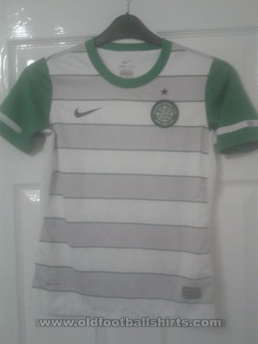 Celtic Away football shirt 2011 - 2012